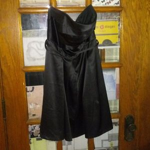 Dresses & Skirts - Iife fashion s black strapless dress
